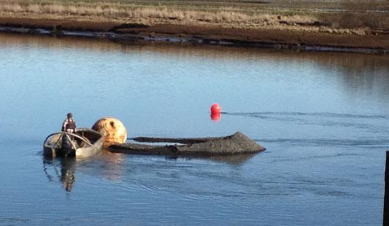 Port of nehalem dredging fiasco and final triumph oregon for Nehalem river fishing